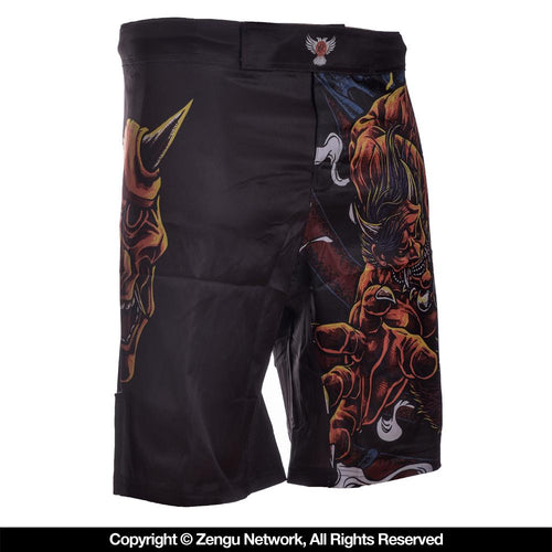 "Raven ""Oni"" Children's Shorts"