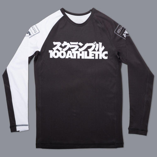 "Scramble X ""100Athletic"" Rash Guard"