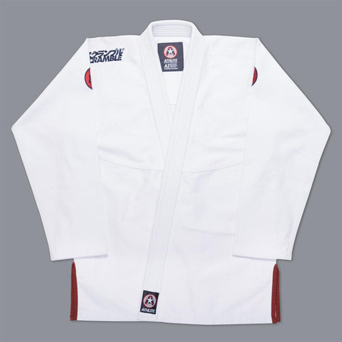 "Scramble ""Athlite"" BJJ Gi - White"