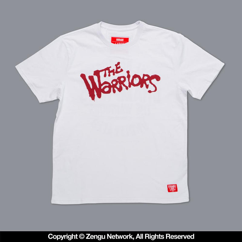 "Scramble ""Warriors 5 Borough"" Shirt"