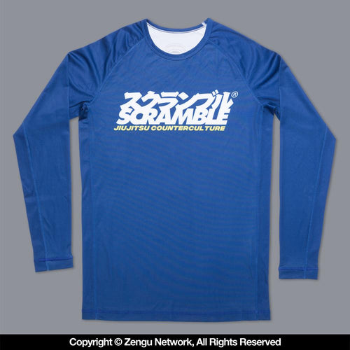 "Scramble ""Roundel"" Rash Guard"