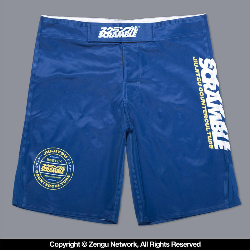 "Scramble ""Roundel"" Shorts"