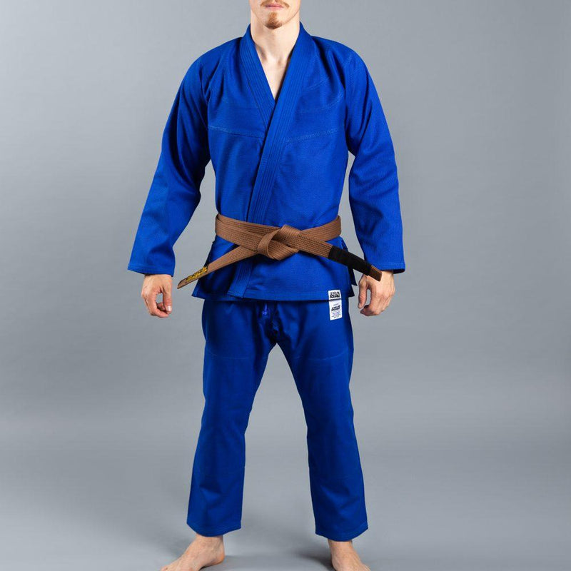 "Scramble ""Standard Issue"" 2018 BJJ Gi - Blue"