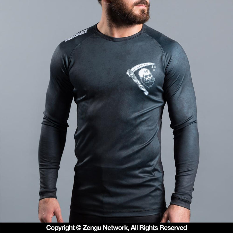 "Scramble ""Strong Beard"" Rash Guard"