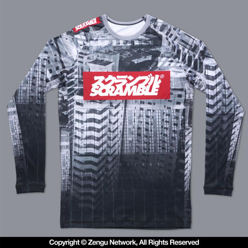 "Scramble ""Toshi"" Rash Guard"