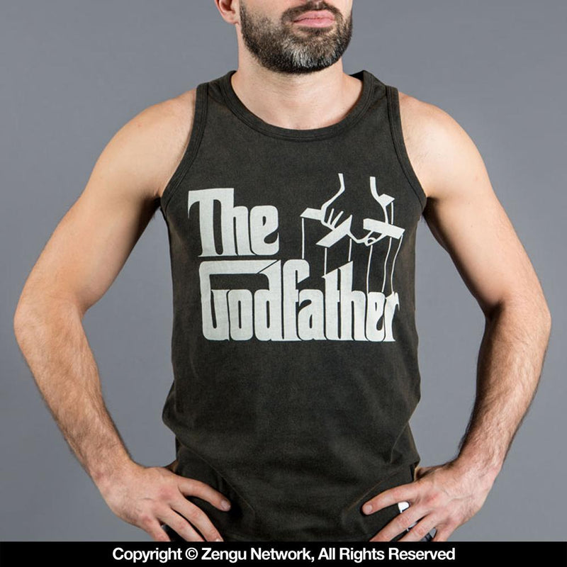 "Scramble ""The Godfather"" Tank Top"