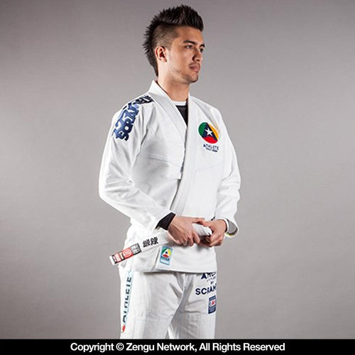 Scramble Athlete Gi