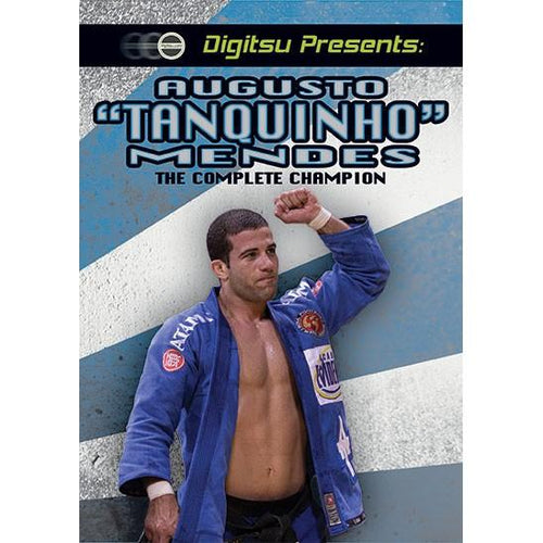 "DIGITSU Augusto ""Tanquinho"" Mendes The Complete Champion (Part One) 2-Disc DVD Set"