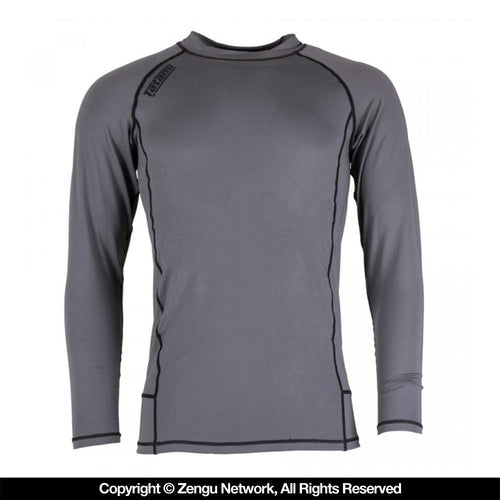 "Tatami ""Nova Basic"" Rash guard - Grey"