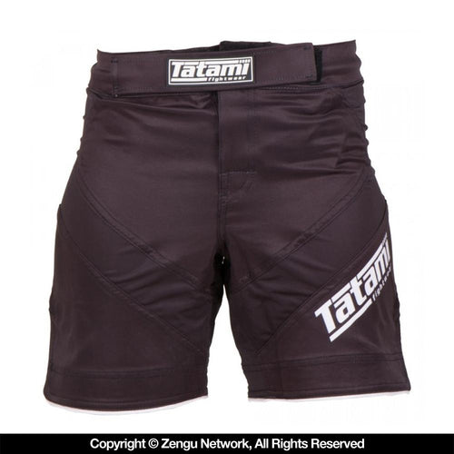 Tatami Dynamic Fit IBJJF Women's Shorts - Black