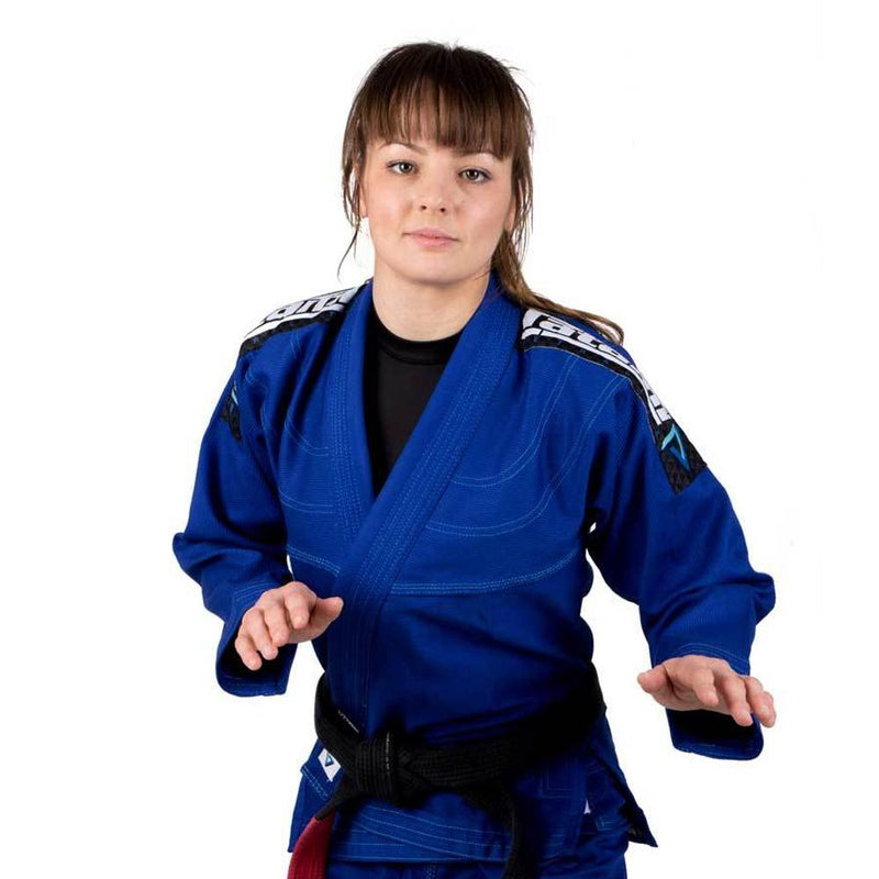 "Tatami ""Elements"" Ultra Lightweight Women's BJJ Gi - Blue"