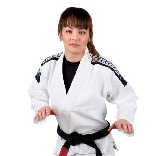 "Tatami ""Elements"" Ultra Lightweight Women's BJJ Gi - White"