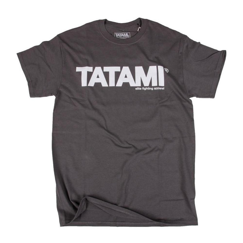 "Tatami ""Essential"" Tee - Charcoal"