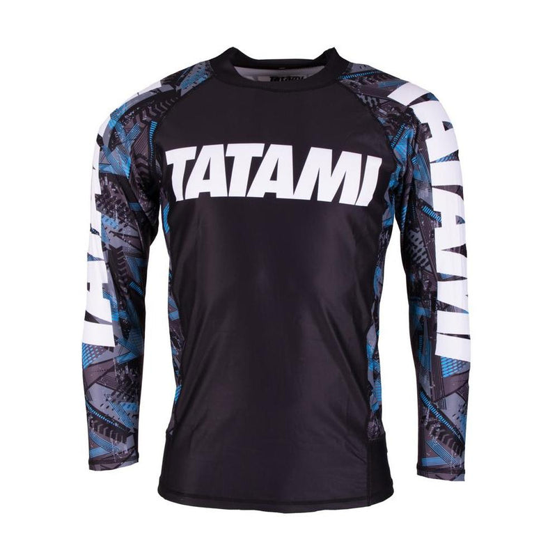 "Tatami ""Essential Urban"" Grappling Rashguard"