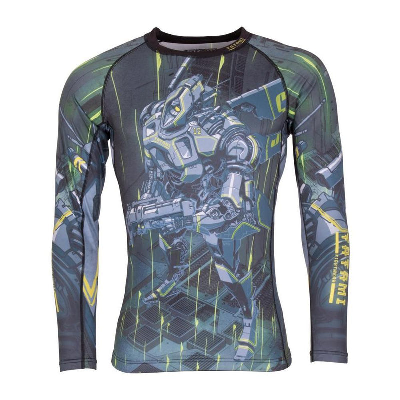 "Tatami ""Urban Warrior"" Children's Rash Guard"