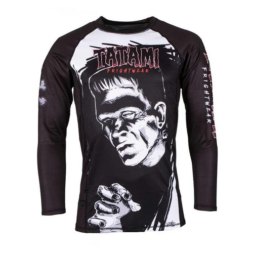 "Tatami ""Frankenstein"" Rash Guard"