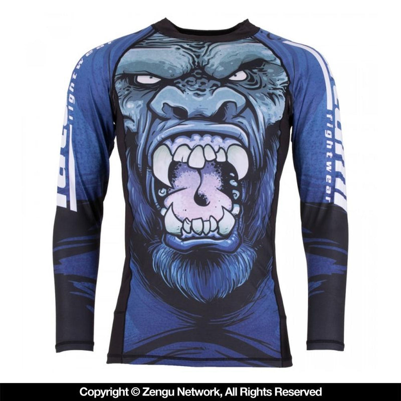 "Tatami ""Gorilla Smash"" Rash guard"