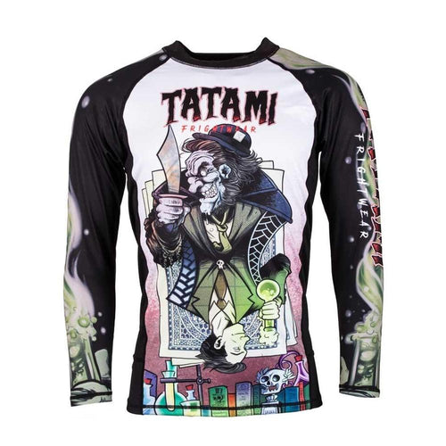 "Tatami ""Jekyll and Hyde"" Rash Guard"
