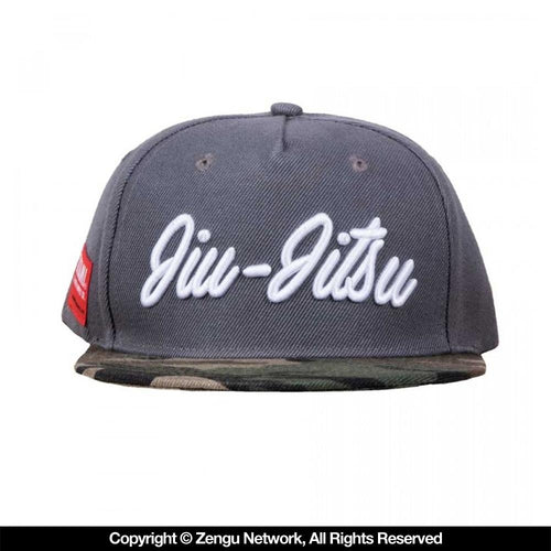 Tatami Original Grey Camo Hat