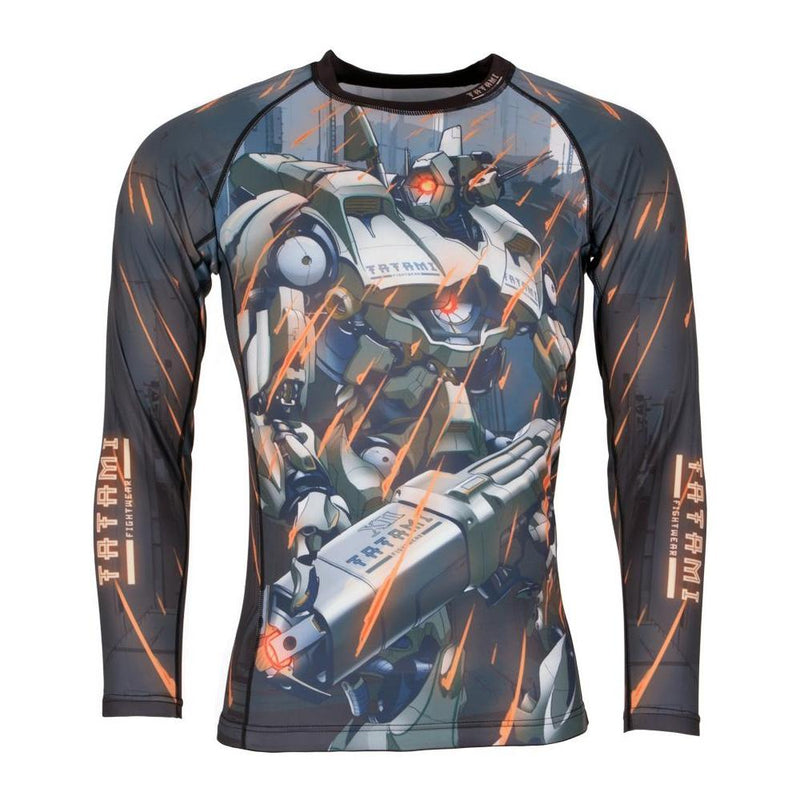 "Tatami ""Mech Destroyer"" Rash Guard"
