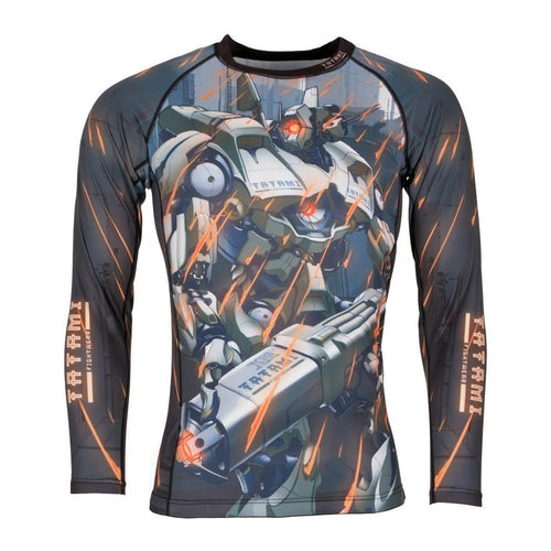"Tatami ""Mech Destroyer"" Children's Rash Guard"