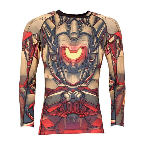 "Tatami ""Mech Warrior"" Rash Guard"