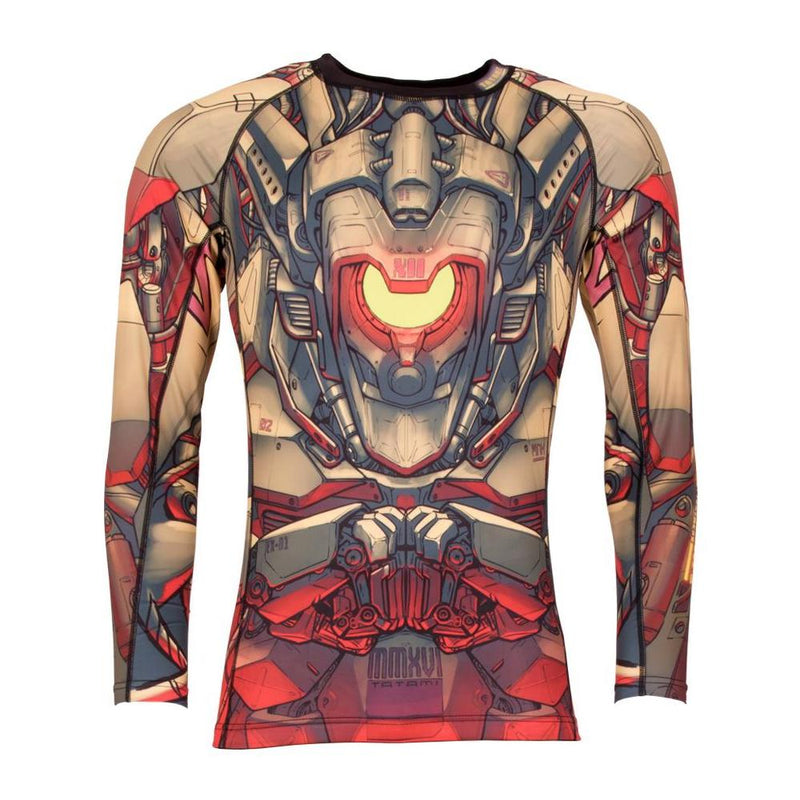 "Tatami ""Mech Warrior"" Children's Rash Guard"