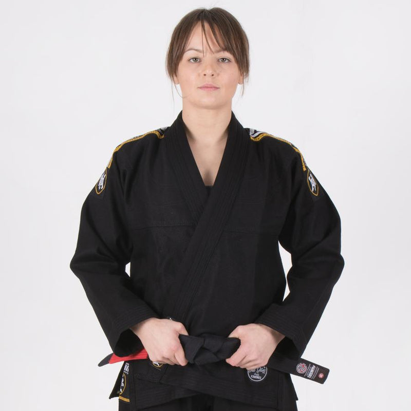 "Tatami ""Nova Absolute"" Women's BJJ Gi - Black"
