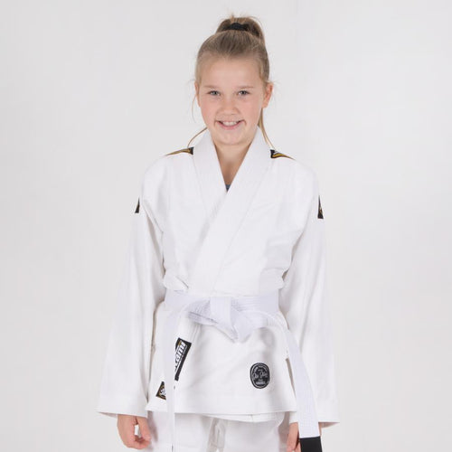 "Tatami ""Nova Absolute"" Children's BJJ Gi - White"