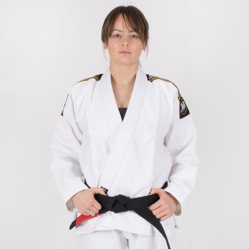 "Tatami ""Nova Absolute"" Women's BJJ Gi - White"