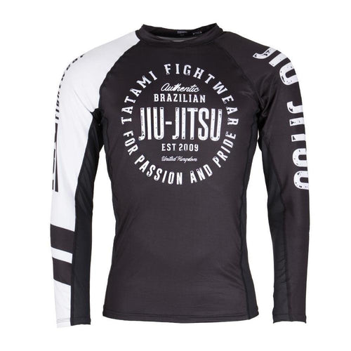 "Tatami ""Pride and Passion"" Grappling Rash Guard"