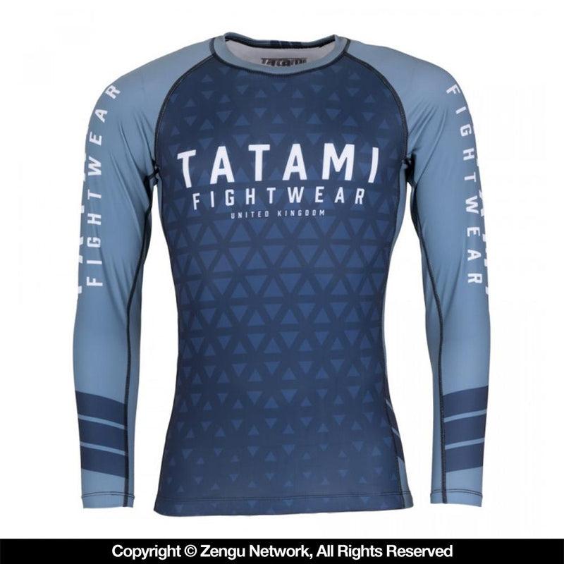 "Tatami ""Prism""  Rash Guard - Navy"