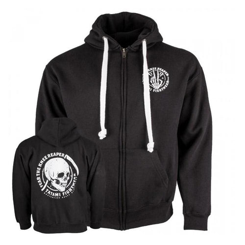 "Tatami ""Fear The Knee Reaper"" Hoodie - Black"