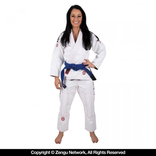 "Tatami Japan Series ""Samurai"" Women's BJJ Gi"