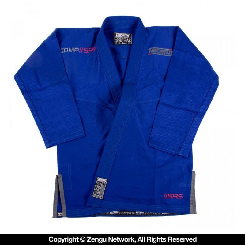 "Tatami Comp ""SRS"" Lightweight Women's BJJ Gi Blue"