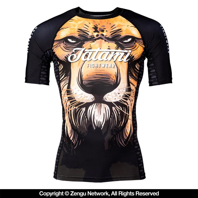 "Tatami ""Lion"" Rash Guard"