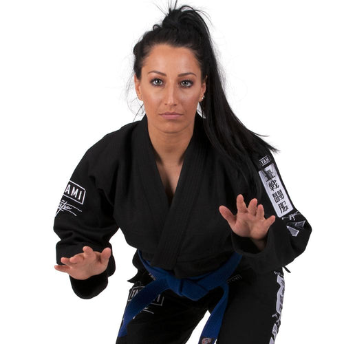 "Tatami ""Signature"" Women's BJJ GI - Black"