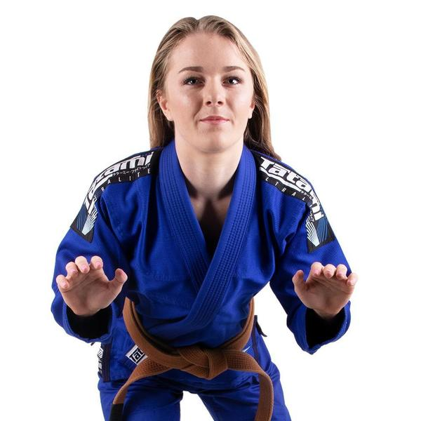 "Tatami ""Elements Ultralite 2.0"" Women's BJJ Gi - Blue"