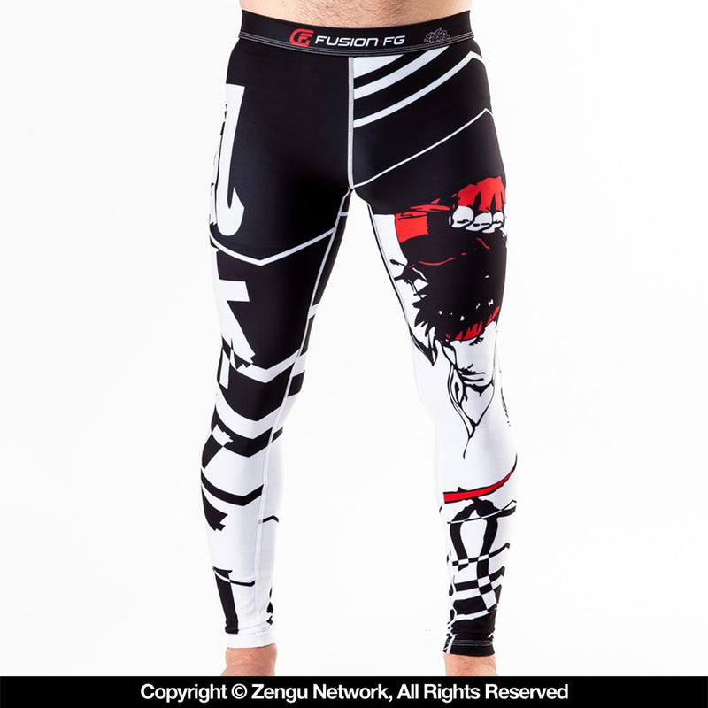 "Official Street Fighter ""Ryu"" Spats"