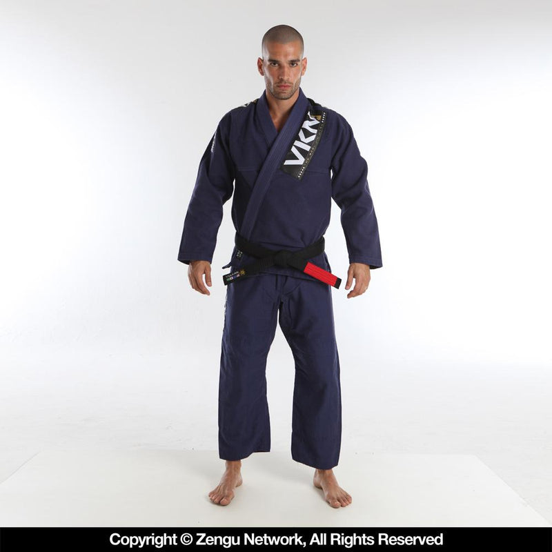 Vulkan Pro Light BJJ Gi - Navy