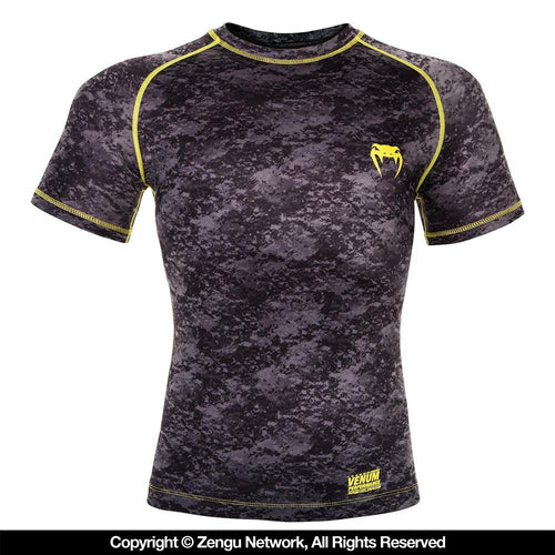 "Venum ""Tramo"" Short Sleeve Rash Guard"
