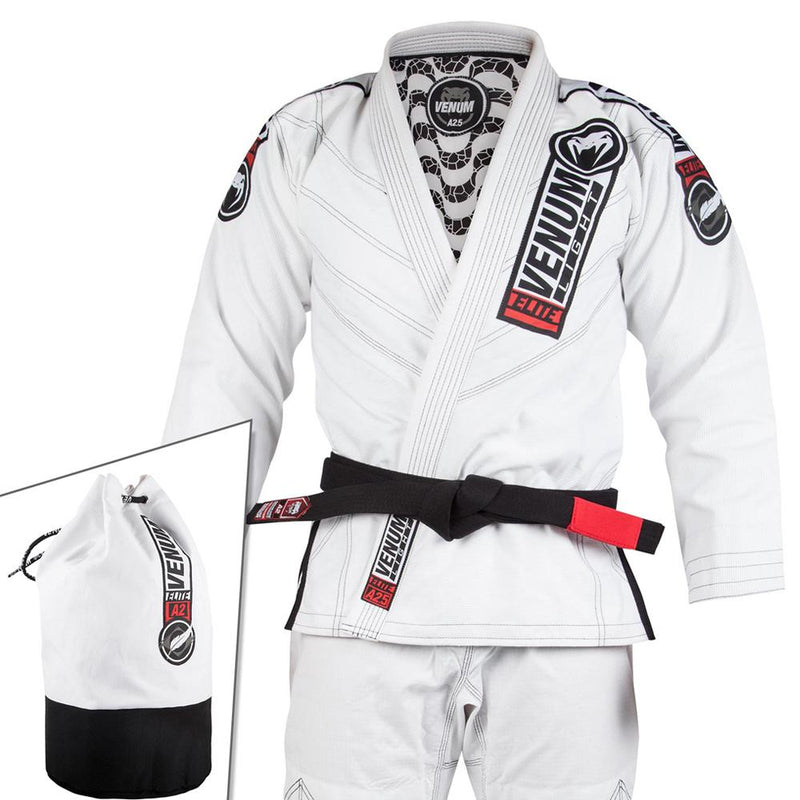 "Venum ""Elite Light 2.0"" Gi - White"