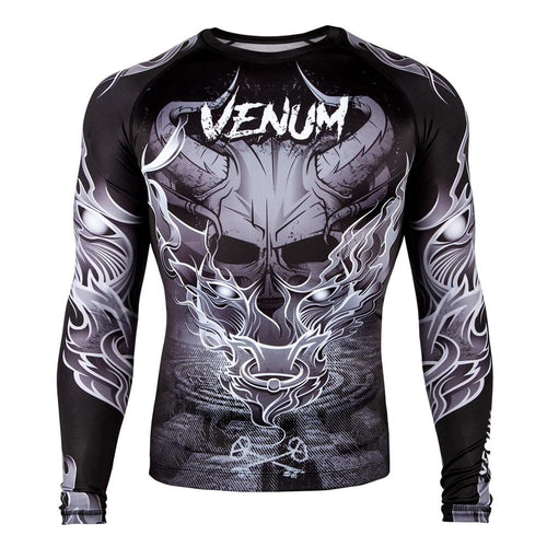 "Venum ""Minotaurus"" Long Sleeve Rash Guard"