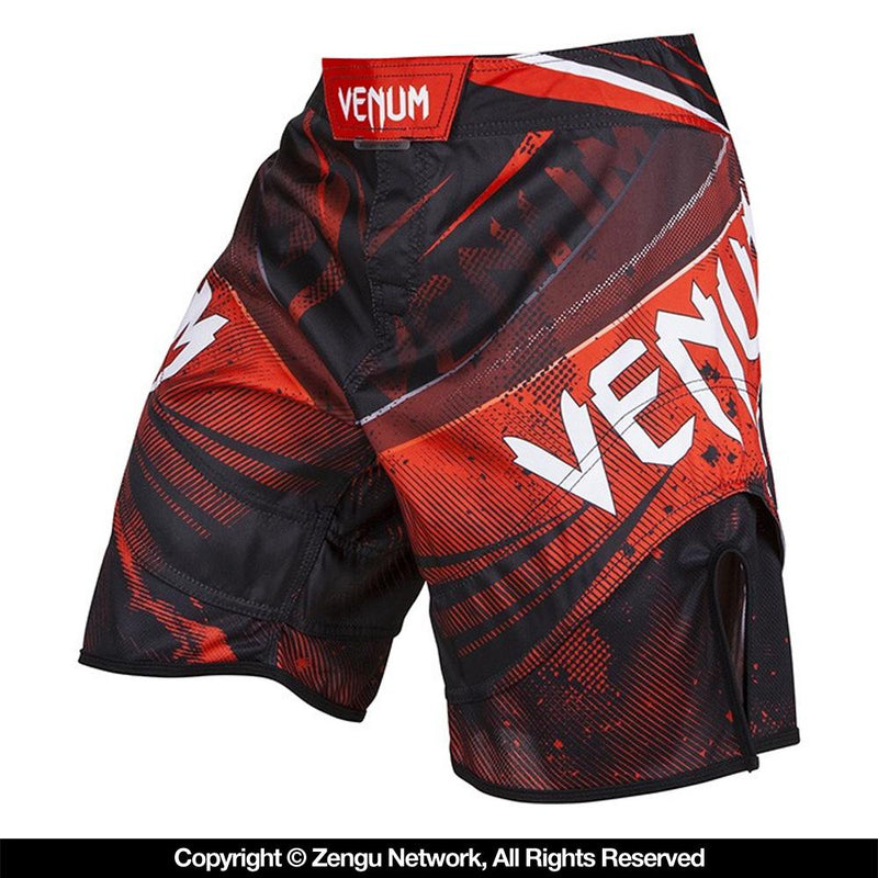 "Venum ""Galactic"" Shorts - Black/Red"