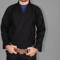 "93brand ""HOOKS V4"" Jiu Jitsu Gi - Blacked Out Special Edition"