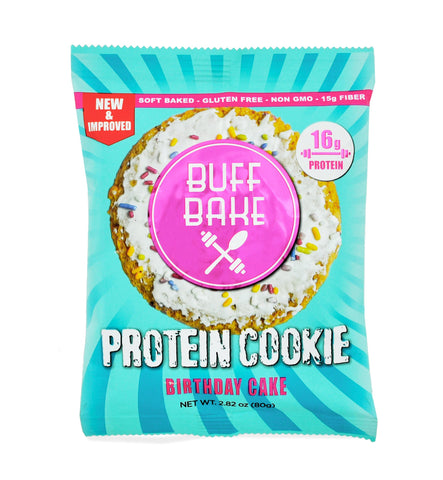 BIRTHDAY CAKE PROTEIN COOKIE