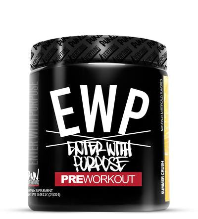 EWP | ENTER WITH PURPOSE | PRE WORKOUT