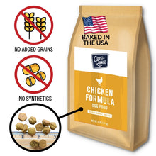 Gently-Baked Chicken Formula Food for Adult Small Breed Dogs - 4lb Carton (1 x 4lb bag)