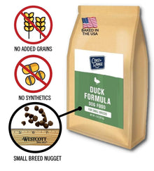 NO GRAINS ADULT DUCK FORMULA - SMALL BREED