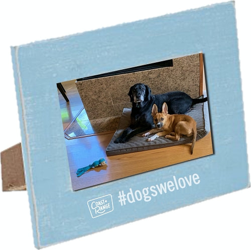 COAST+RANGE PICTURE FRAME WITH YOUR DOG'S PHOTO